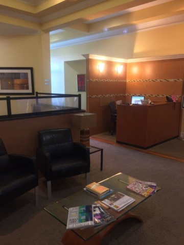 Lobby/Reception area